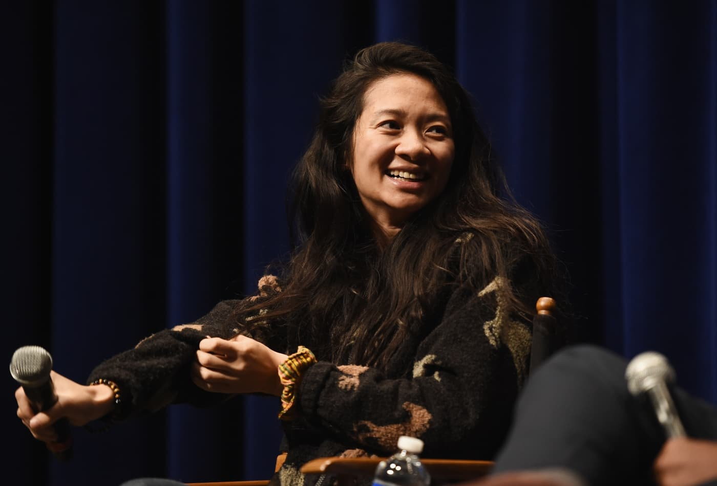 Chloe Zhao Makes History As First Asian Woman to Win Best Director at Golden Globes