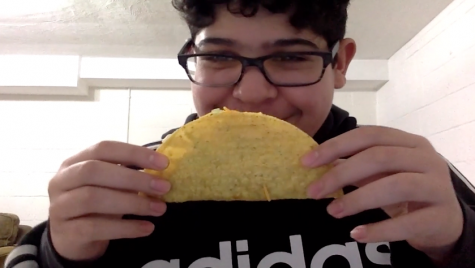 Richard thinks tacos are better. They aren