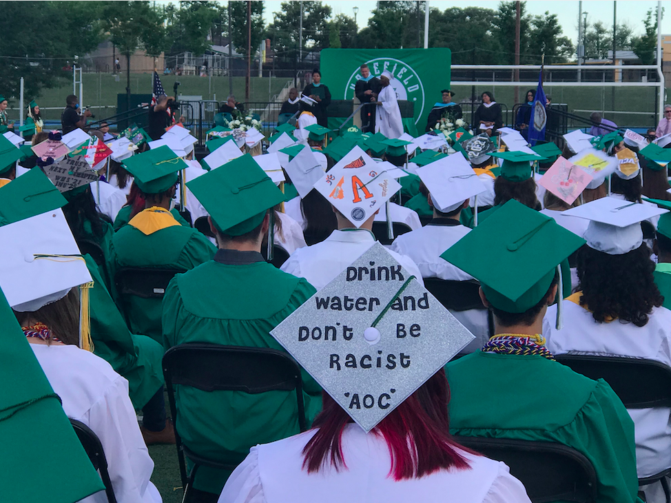 Graduation: Class of 2021 Shares Memories