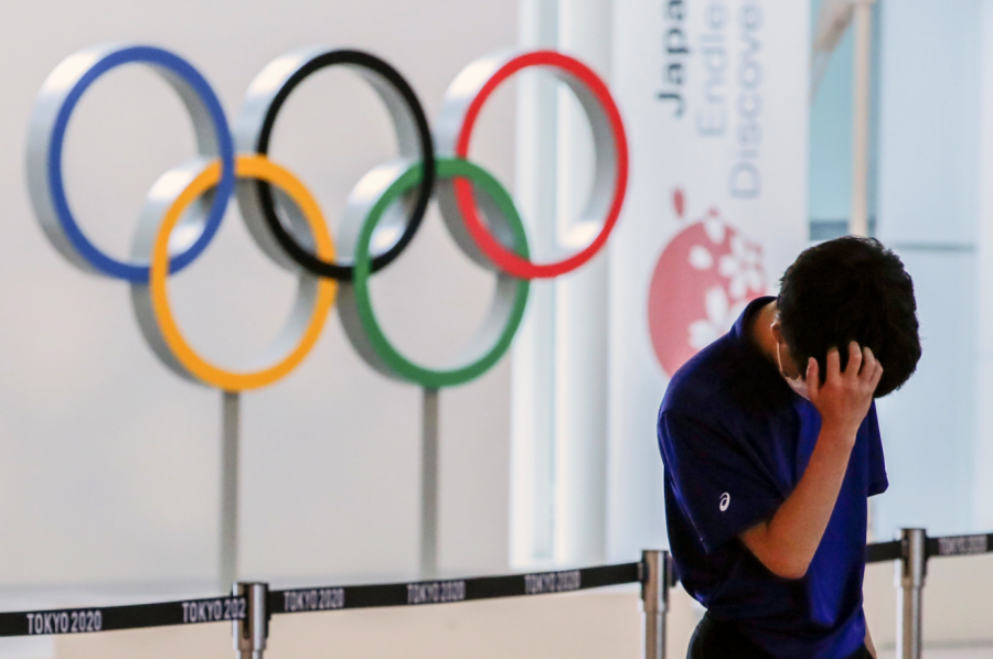 Olympics%3A+Tokyo+Games+Still+a+Go+with+No+Spectators
