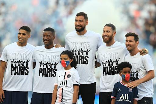 Paris Saint Germain: A Superteam In The Making