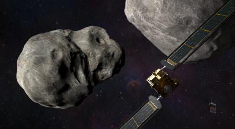 NASA Plans to Crash into an Asteroid