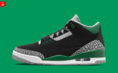 Navigation to Story: Three Jordan Colorways to Have on Your Feet this Fall