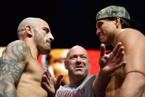 UFC 266: The Punch Felt Round the World
